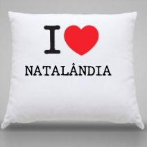 Almofada Natalandia