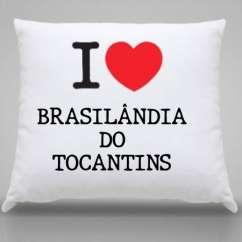Almofada Brasilandia do tocantins