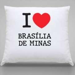 Almofada Brasilia de minas