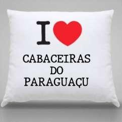 Almofada Cabaceiras do paraguacu
