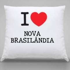 Almofada Nova brasilandia