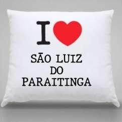 Almofada Sao luiz do paraitinga