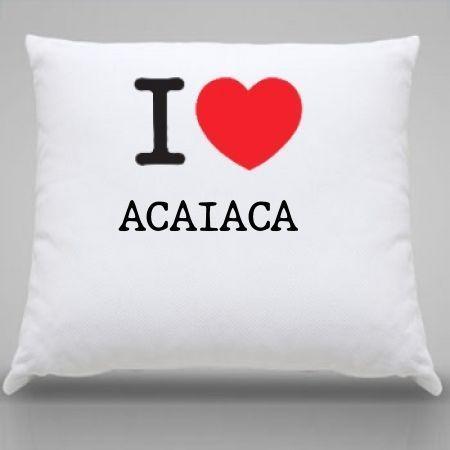 Almofada Acaiaca
