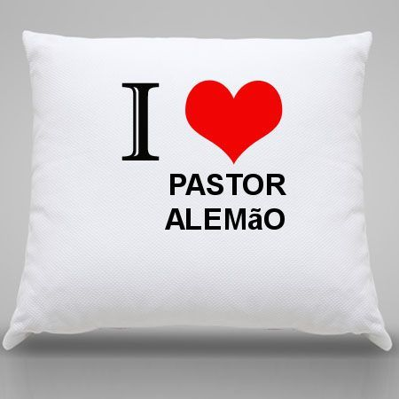 Almofada Pastor alemao