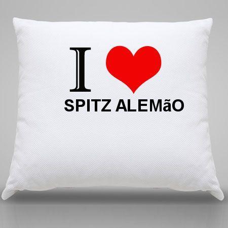 Almofada Spitz alemao