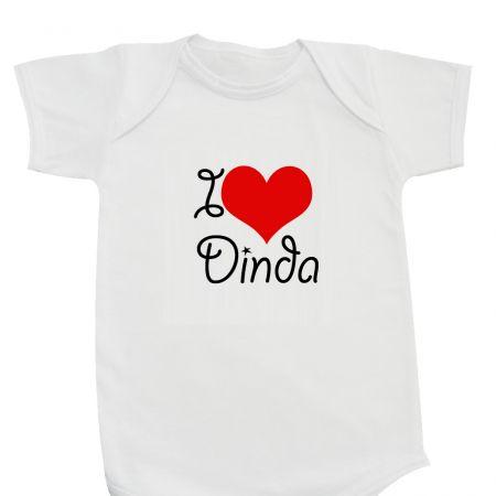 Body I Love Dinda