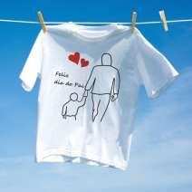 Camiseta Feliz Dia dos Pais