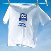 Camiseta Pai Coruja