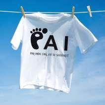 Camiseta Pai por onde for eu te seguirei