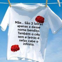 Camiseta Dia das Mães 7