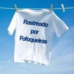 Camiseta Carnaval Rastreado por Fofoqueiras