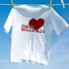 Camiseta Super Namorado