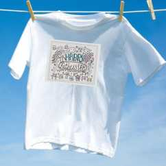 Camiseta papai garatujas