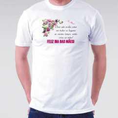 Camiseta Deus criou as mães