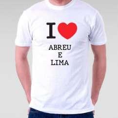 Camiseta Abreu e lima