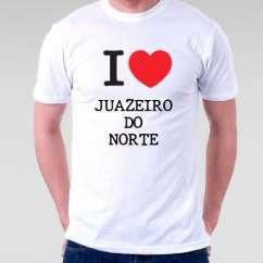 Camiseta Juazeiro do norte