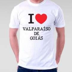 Camiseta Valparaiso de goias