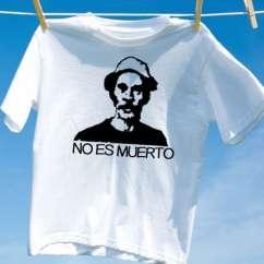 Camiseta seu Madruga No es Muerto