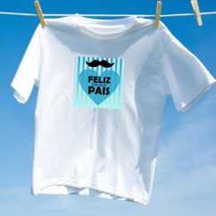 Camiseta Papai Bigode