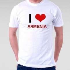 Camiseta Armenia