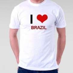 Camiseta Brazil