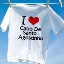 Camiseta Cabo de santo agostinho