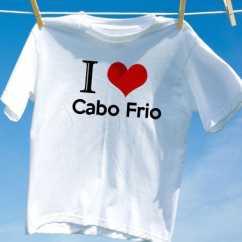 Camiseta Cabo frio