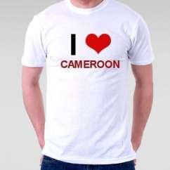 Camiseta Cameroon