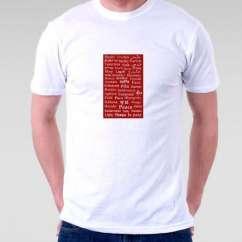 Camiseta Paz 1