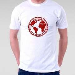 Camiseta Paz 13