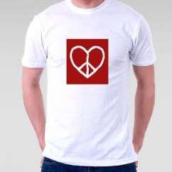 Camiseta Paz 20