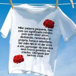 Camiseta Dia das Mães 3