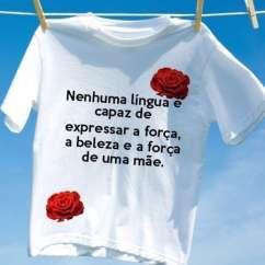 Camiseta Dia das Mães 6