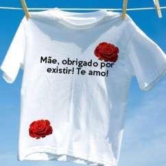 Camiseta Dia das Mães 8