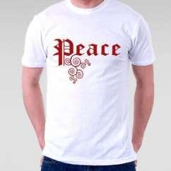 Camiseta Paz 9