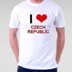 Camiseta Czech Republic