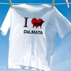 Camiseta Dalmata