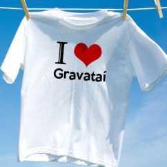 Camiseta Gravatai