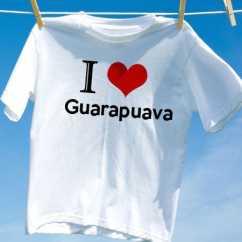 Camiseta Guarapuava