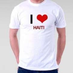 Camiseta Haiti