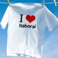 Camiseta Itaborai