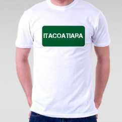 Camiseta Praia Itacoatiara