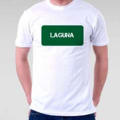 Camiseta Praia Laguna