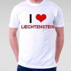 Camiseta Liechtenstein