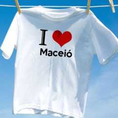 Camiseta Maceio
