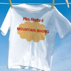 Camiseta Mountain Biking