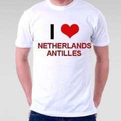 Camiseta Netherlands Antilles