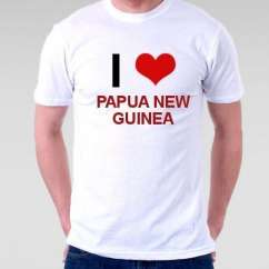 Camiseta Papua New Guinea