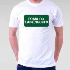 Camiseta Praia Praia Do Flamenguinho