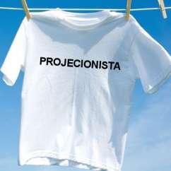 Camiseta Projecionista